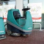 DASSE - kompleksowe utrzymanie czystości w obiektach handlowych