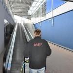 DASSE - czyszczenie schodów ruchomych
